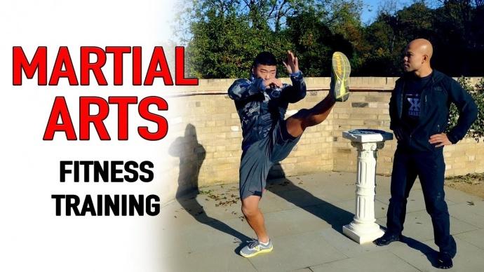 Мастер Вонг. Круговая тренировка в боевых искусствах