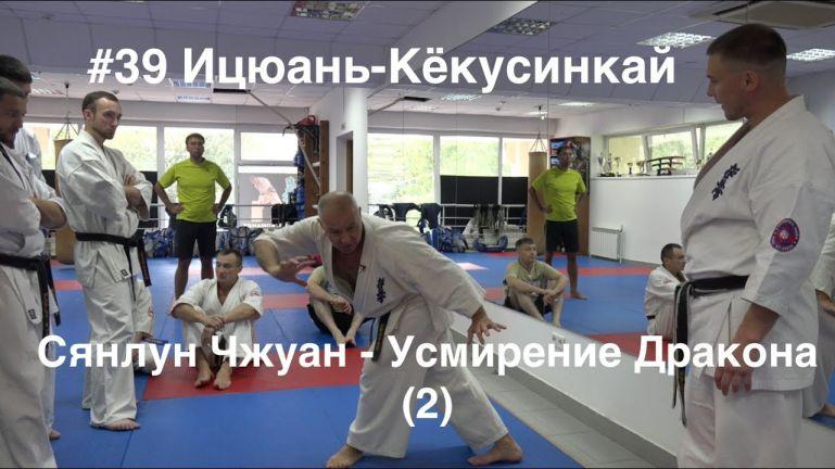 #39 ИЦЮАНЬ КЁКУСИНКАЙ