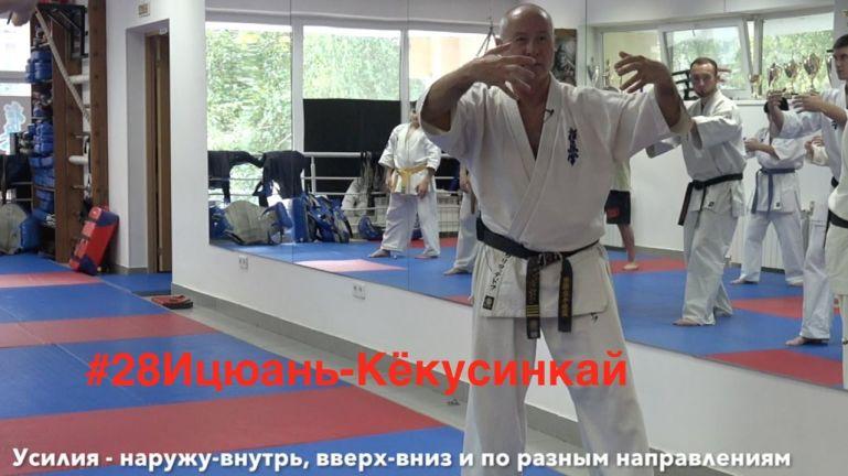 #28 ИЦЮАНЬ-КЁКУСИНКАЙ