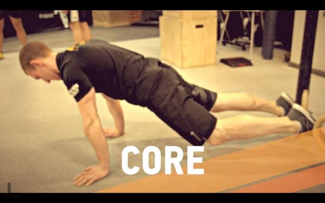 Программа КроссФит тренировки на пресс и мышцы кора