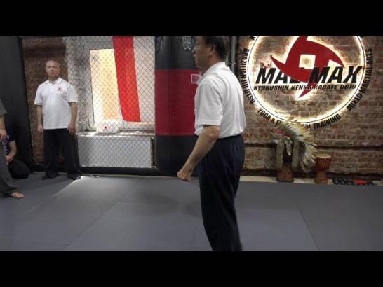 Мастер Яо Ченжун. Работа по мешку в Ицюань. Часть 2
