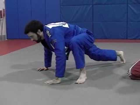 Одиночные упражнения для бразильского джиу-джитсу, ММА, грепплинга