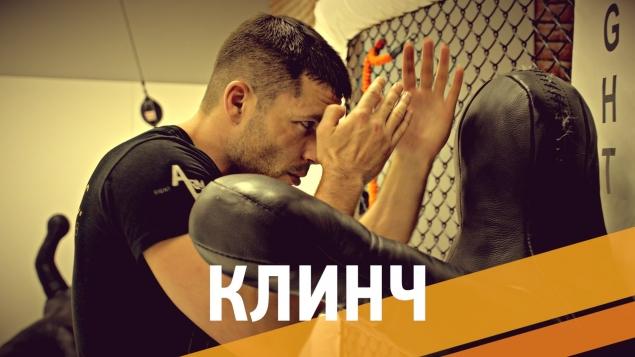 Клинч и работа локтями в тайском боксе