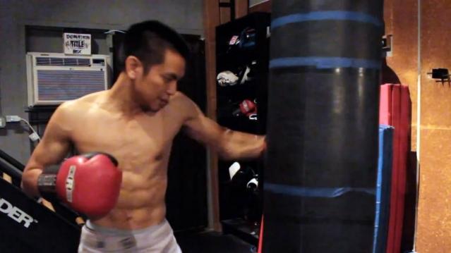 Как бить хлесткие удары в боксе