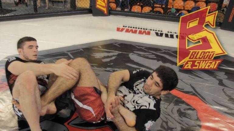 Болевые на ноги из самбо для MMA от Артака Назаряна и Маршалла Савчука