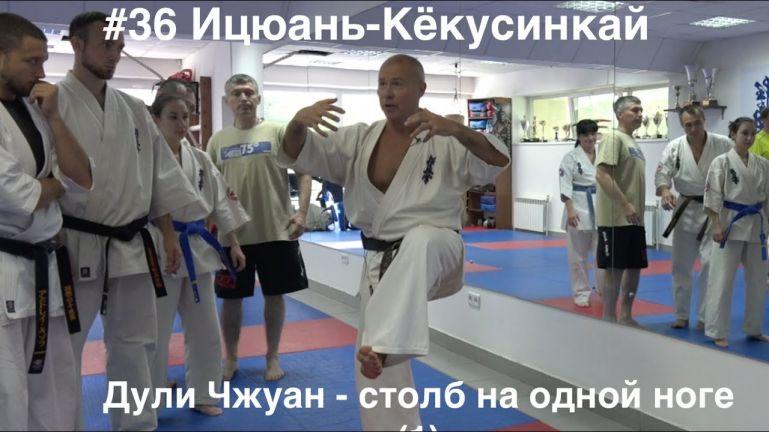 #36 ИЦЮАНЬ-КЁКУСИНКАЙ