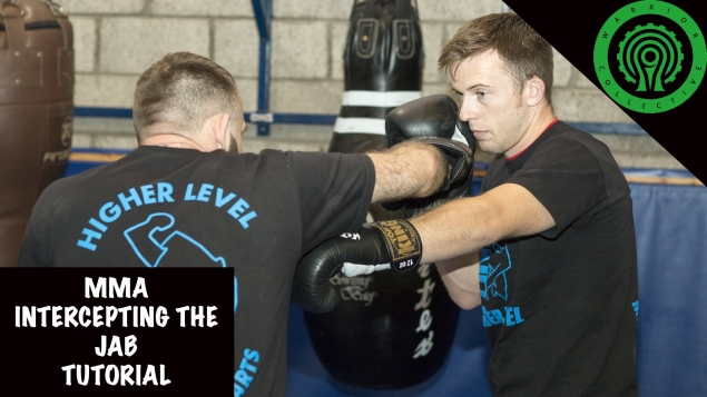 Видео уроки MMA. Защита от джеба