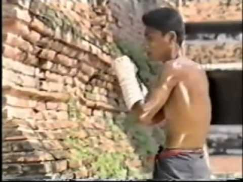 Муай Боран. Древний прародитель Тайского бокса