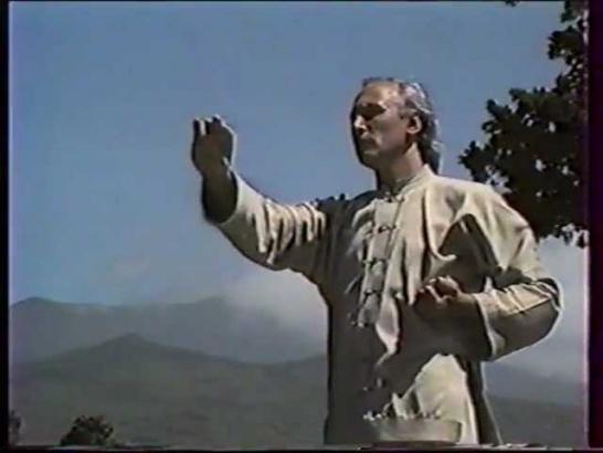 Первый учебный фильм про Вин Чун в СССР