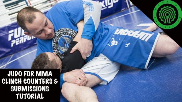 Видео уроки MMA. Бросок из клинча через бедро
