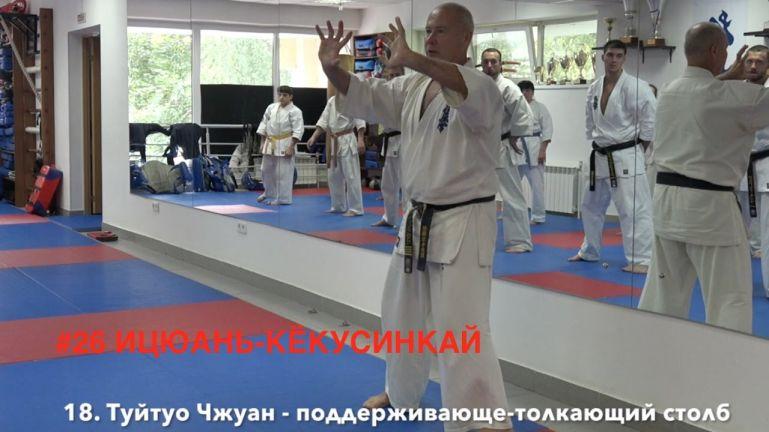 #26 ИЦЮАНЬ-КЁКУСИНКАЙ