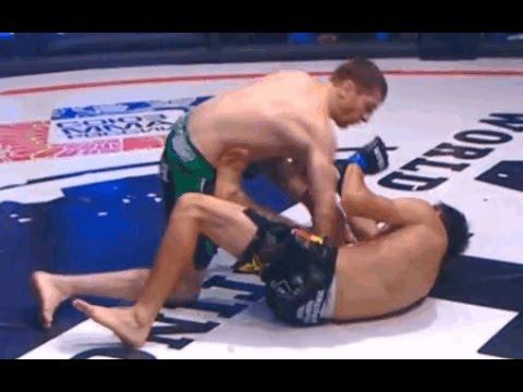 Апти Бимарзаев vs Ратмир Теуважуков. Международный турнир по смешанным единоборствам WFCA 31