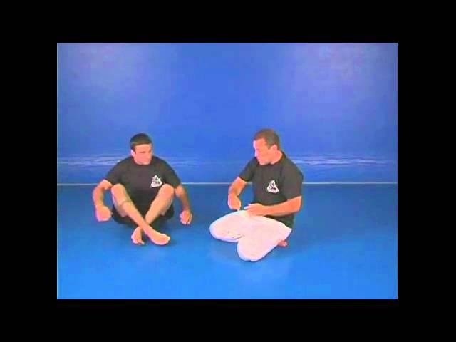 Бразильское джиу джитсу. Болевой прием. Техника. Рычаг колена со стойки