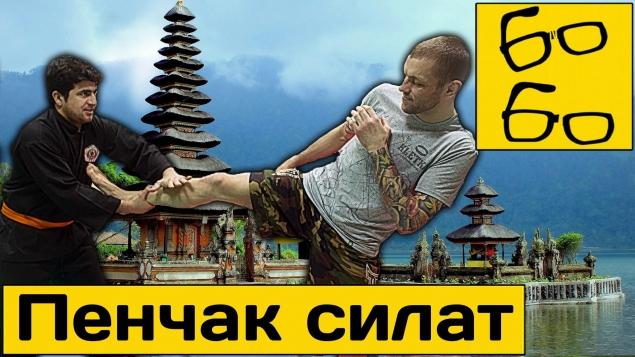 Пенчак силат с Дмитрием Ковалевым и спарринги Андрея Басынина с мастерами силата