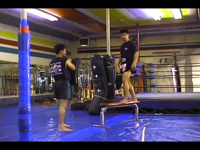 Специальная подготовка в тайском боксе (муай тай)