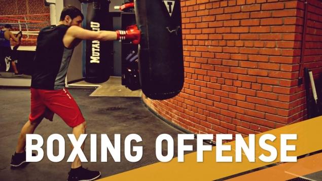Школа бокса Владимира Флейшгауэра. Как нужно бить удары в боксе