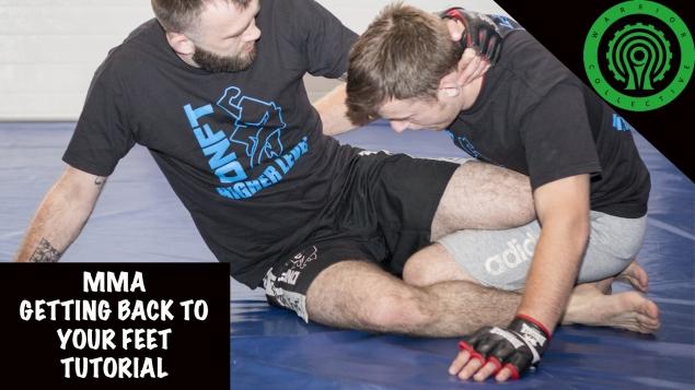 Видео уроки MMA. Выход из гарда