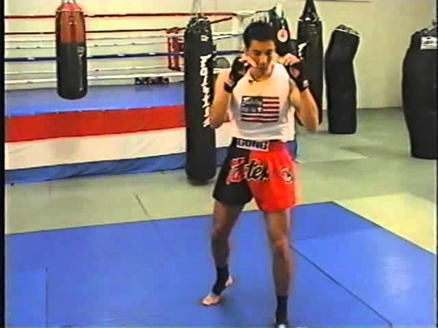 Тайский бокс (муай тай) основы стойки и передвижения