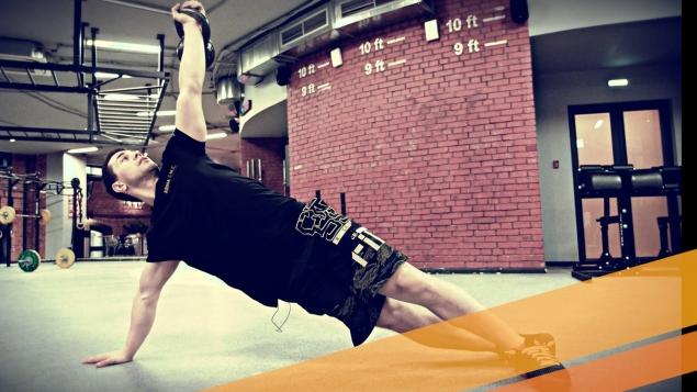 Упражнения КроссФит. Подготовка к стойке на руках