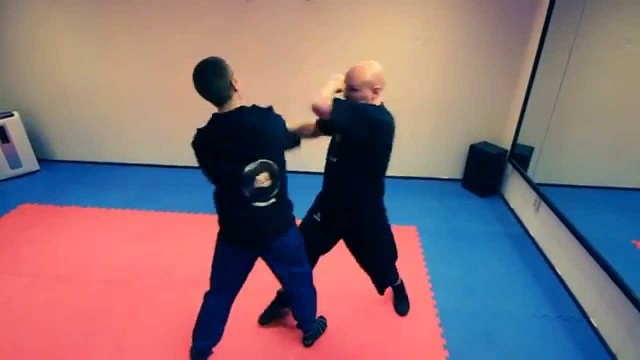 Техника самообороны в Силат Лян Ильхам