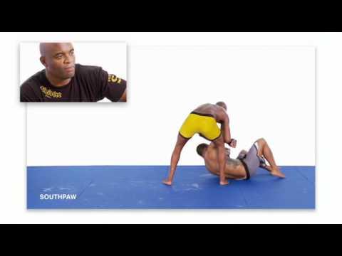 Тренировки ММА. Защита от захвата ноги. Болевые и удушения.