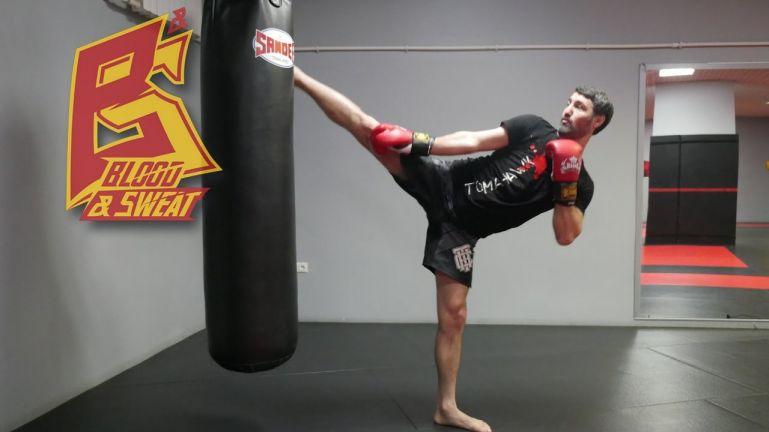Прикладные комбинации тайского бокса от чемпиона мира Магомеда Камилова