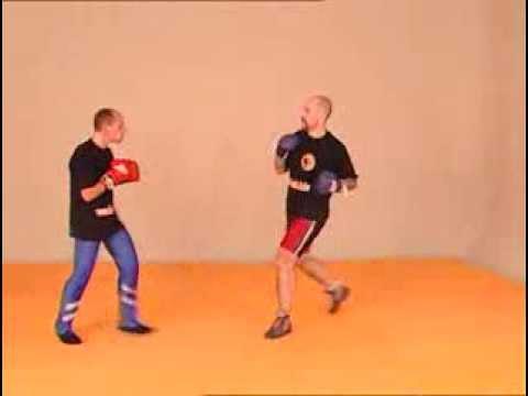 Основы техники французского бокса Сават (саватэ)
