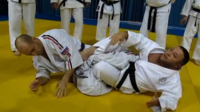 Боевое джиу-джитсу с Асланом Бытдаевым