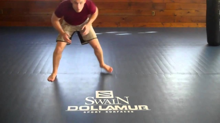 33 одиночных упражнения для борьбы, грэпплинга, BJJ, самбо