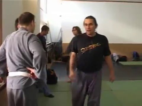 Семинар КОНТЭН «Альтернативное хапкидо»  2006 г. (часть 8)