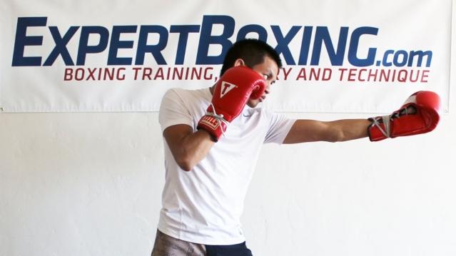 Как драться с длинноруким боксером