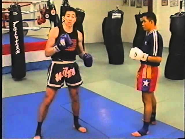 Тайский бокс (муай тай) правильные удары коленом
