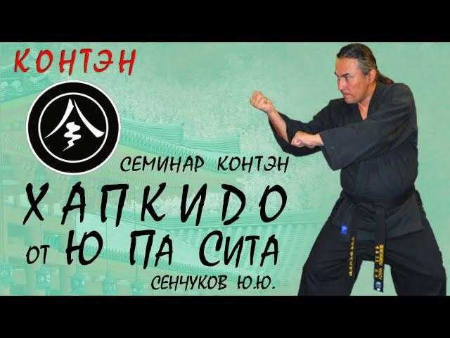 Сенчуков Ю.Ю. - Семинар «Хапкидо от Ю Па Сита» 2007
