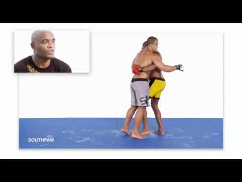 Тренировки ММА. Броски и сваливания в партер из захвата тела
