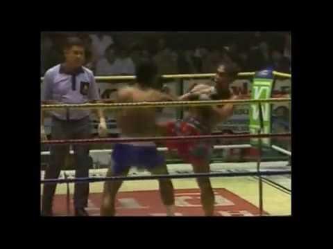Тайский бокс. Удары коленом.