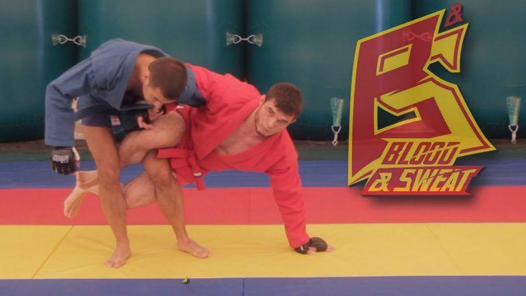 Уроки самбо. Ножницы в спортивном и боевом самбо. Самбо. Sambo. Scissors takedown.