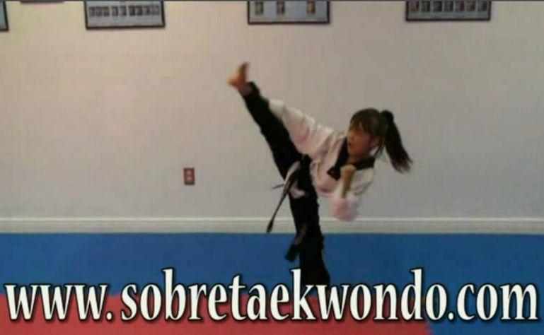 20 базовых упражнений Тхэквондо для детей и подростков