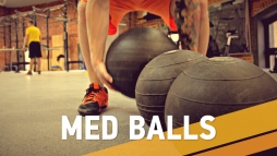 3 эффективных упражнения для занятий КроссФит с медболом
