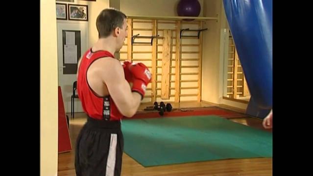 Школа профессионального бокса Андрея Шкаликова. Общая тренировка