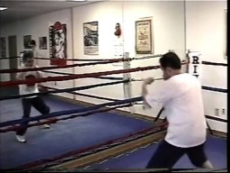 Уроки бокса. Увеличение скорости рук и ударов