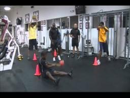 Уроки бокса. Круговая тренировка для бокса из США. Кроссфит для боксера.