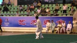 Соревнование по ушу Юнчунь (Китай ) 2015