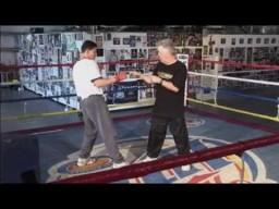 Уроки бокса. Основы бокса. Дистанция и длина атаки.