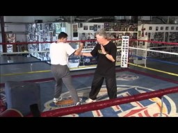 Уроки бокса. Продвинутый бокс. Скользящие удары и уклонения в боксе