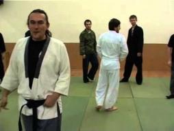 Семинар КОНТЭН «Альтернативное хапкидо»  2006 г. (часть 3)