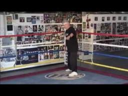 Уроки бокса. Соревновательный бокс. Выход из угла ринга