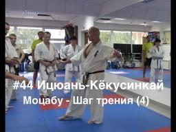 #44 ИЦЮАНЬ КЁКУСИНКАЙ