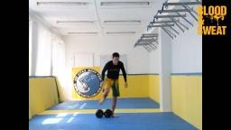 Кроссфит видео. Кроссфит-подготовка для ММА (комплекс 2)