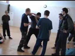 Семинар КОНТЭН в Киеве 2005 г. День первый (часть 2)