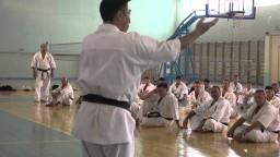 Hajime Kazumi.  Master Class in Russia (Nizhny Novgorod) 20-08-14